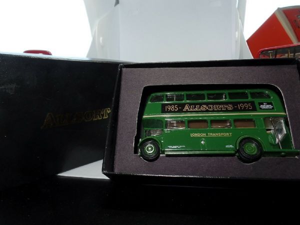 EFE 10121A AEC Code 2 RT London Transport Country Bus Allsorts 1985-1995 Cert